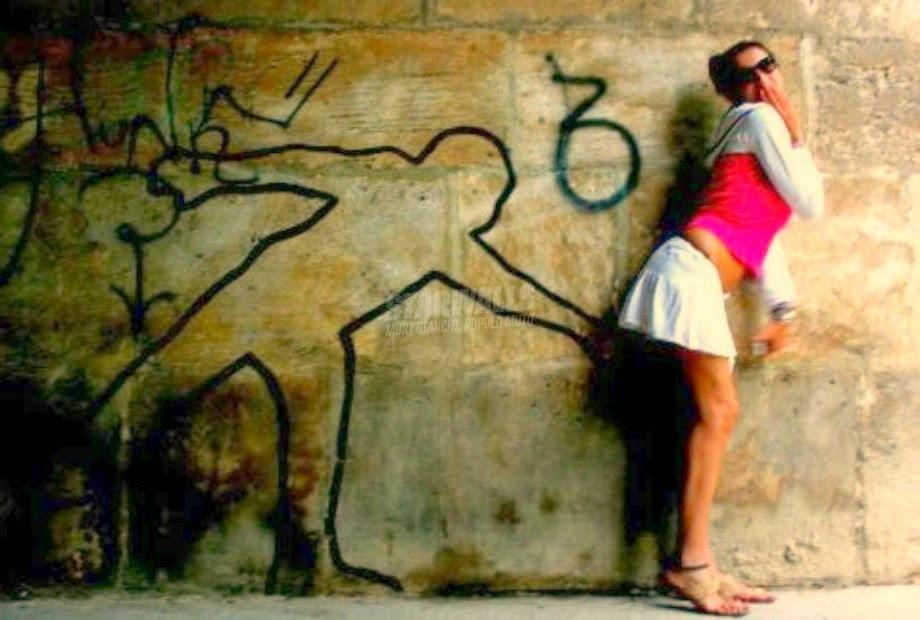 Scritte sui Muri Mano morta