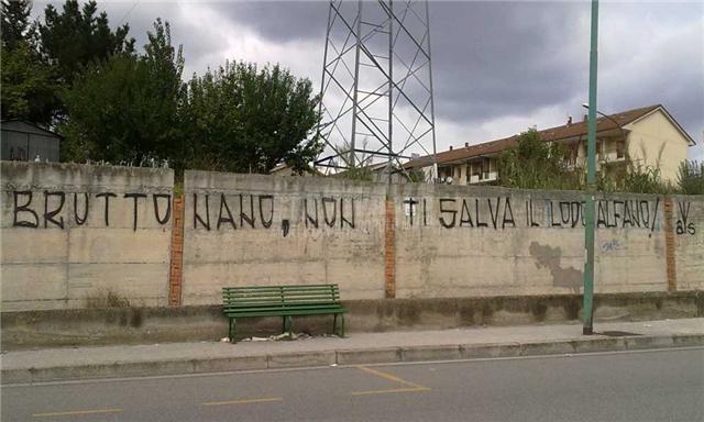 Scritte sui Muri La legge è uguale per tutti