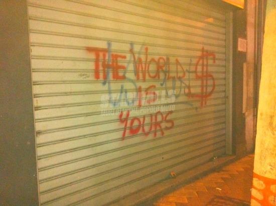 Scritte sui Muri Scarface