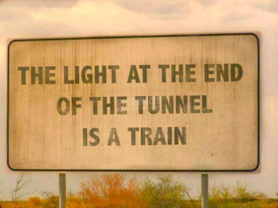 Scritte sui Muri The distant glow