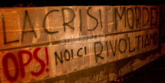 Scritte sui Muri Riot
