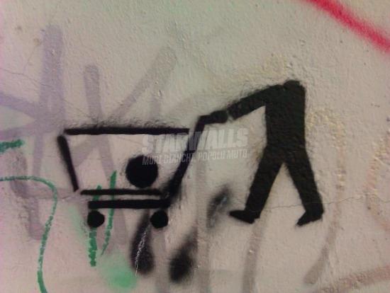 Scritte sui Muri Shopping
