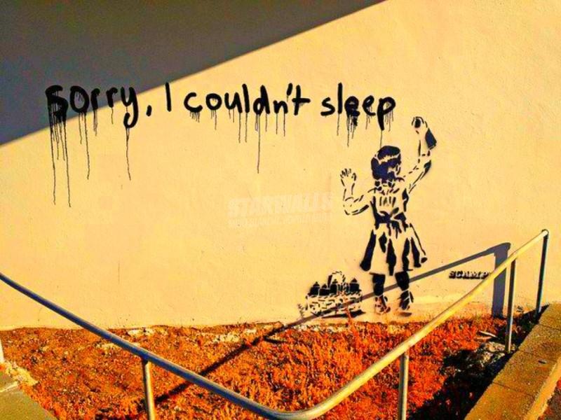 Scritte sui Muri Insomnia