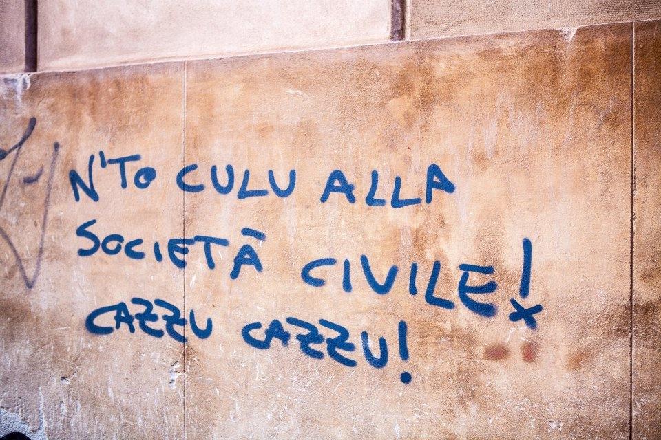 Scritte sui Muri Afantoculu