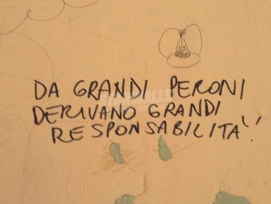 Scritte sui Muri Onere