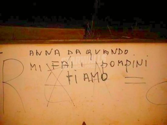 Scritte sui Muri True love