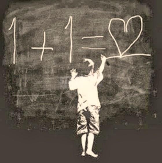 Scritte sui Muri In love