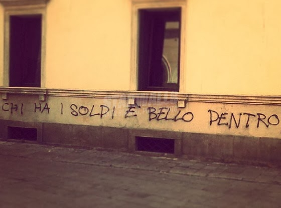 Scritte sui Muri Expand your horizons