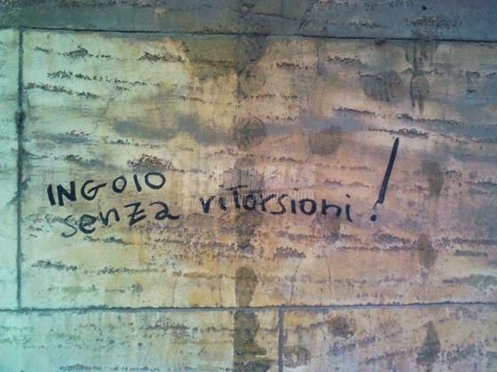 Scritte sui Muri In scioltezza