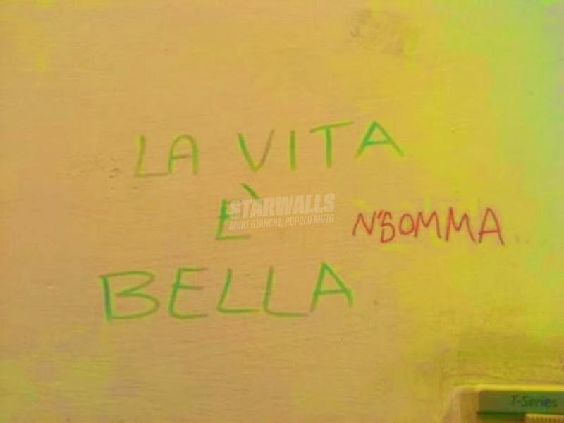 Scritte sui Muri Dipende