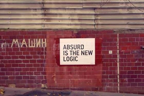 Scritte sui Muri Nuova logica