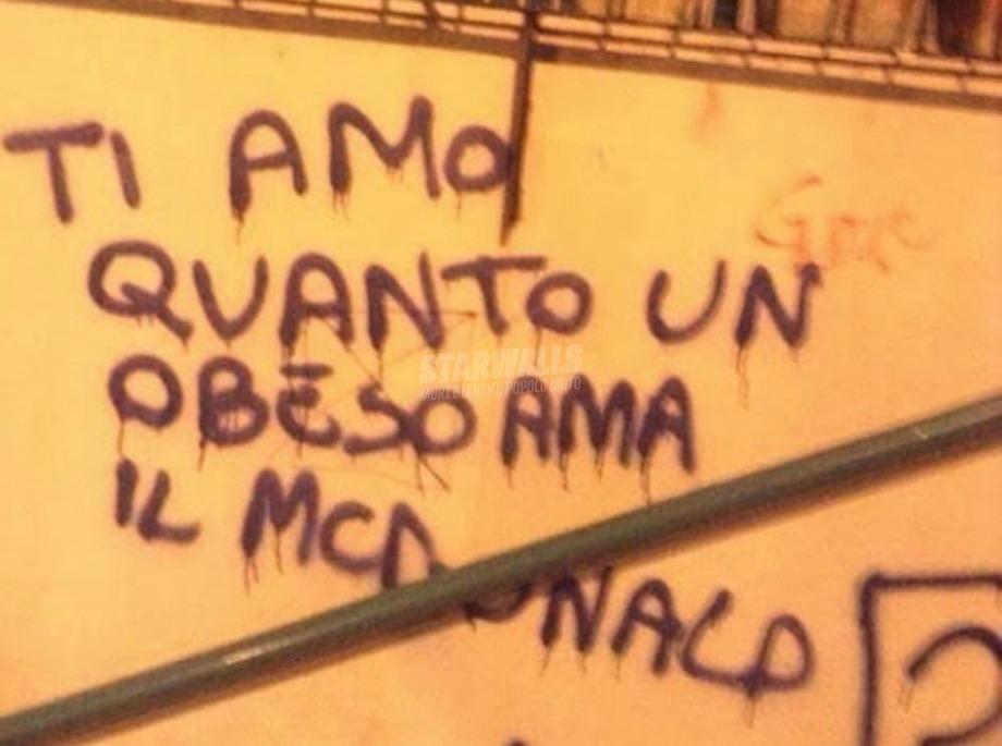 Scritte sui Muri Big love