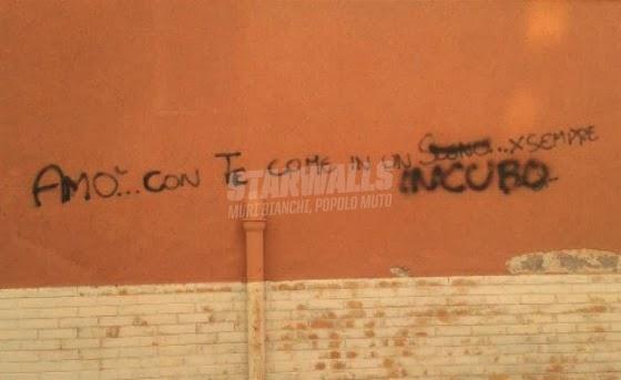 Scritte sui Muri Tornare sui propri passi