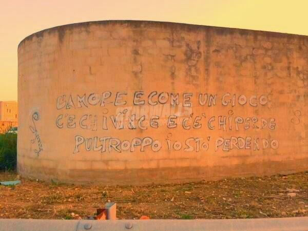 Scritte sui Muri Pultroppo