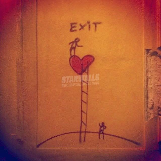 Scritte sui Muri C'eravamo tanto amati ?