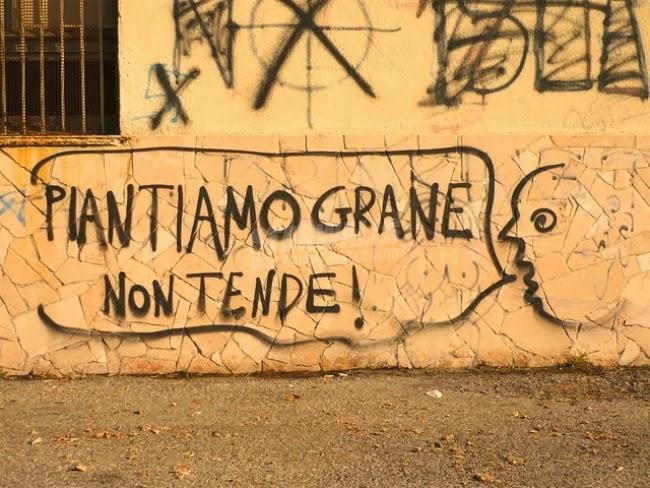 Scritte sui Muri Facinorosi
