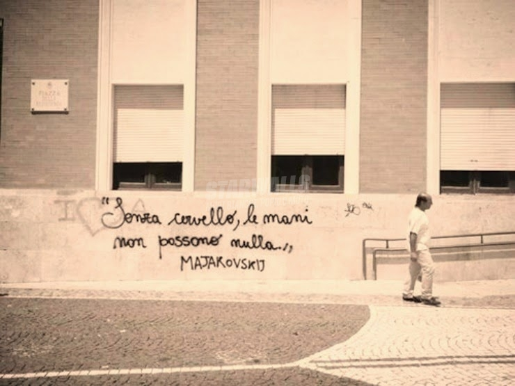Scritte sui Muri Inabili