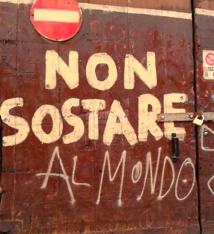 Scritte sui Muri Inadeguato