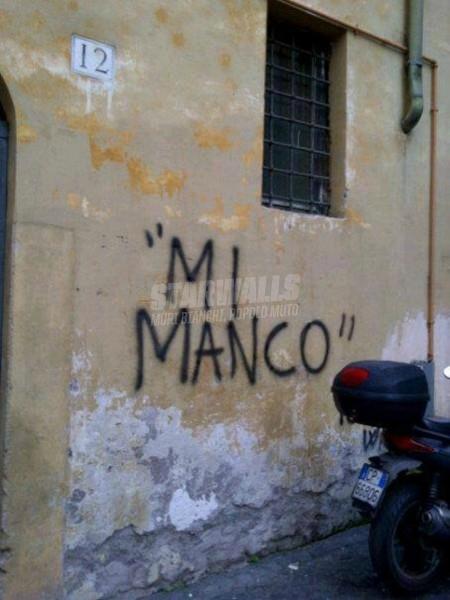 Scritte sui Muri Nostomania