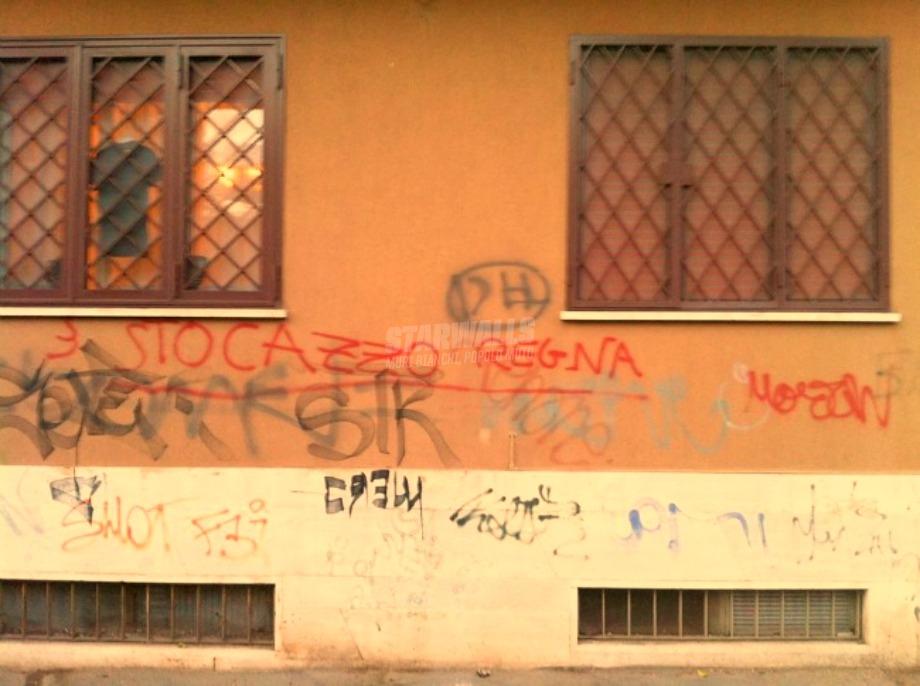 Scritte sui Muri Troneggia