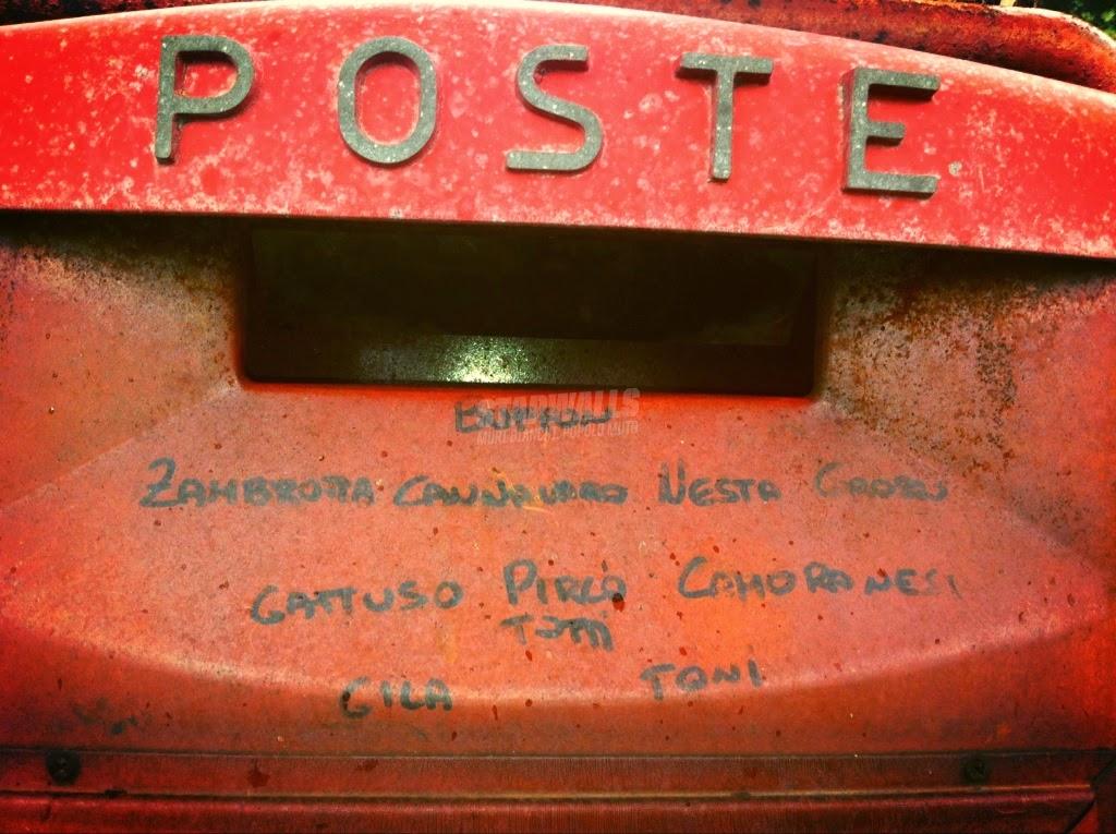 Scritte sui Muri Amarcord 2006