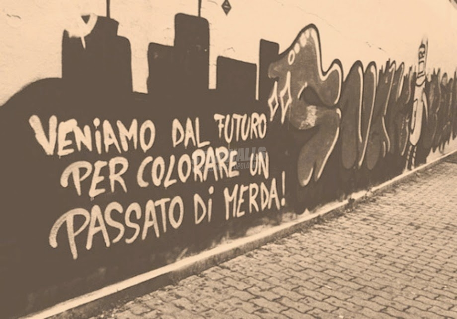 Scritte sui Muri Color your life