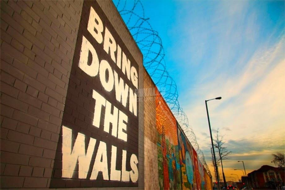 Scritte sui Muri Demolition