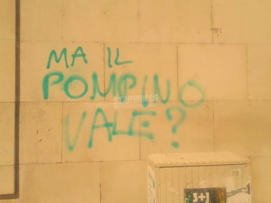 Scritte sui Muri Dubbio