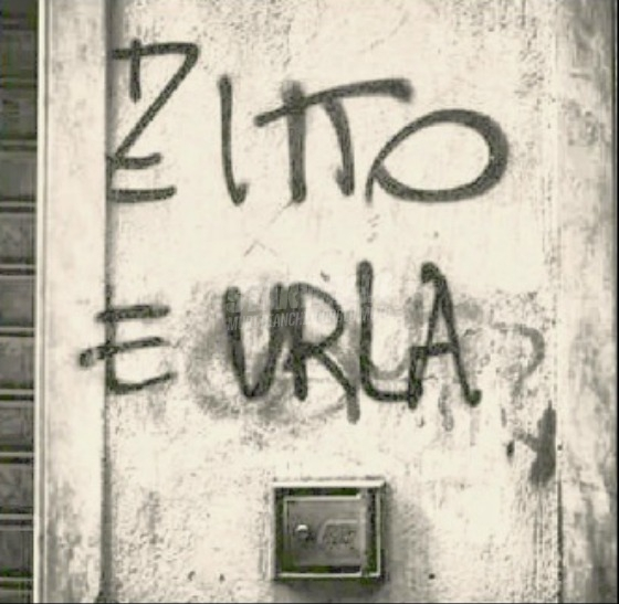 Scritte sui Muri Ossimoro