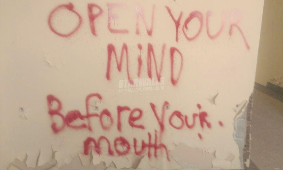 Scritte sui Muri Remember