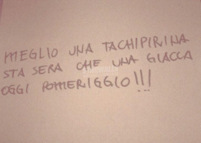 Scritte sui Muri Spavaldo