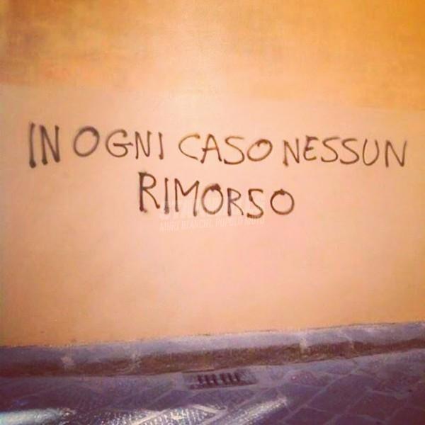 Scritte sui Muri Banda Bonnot