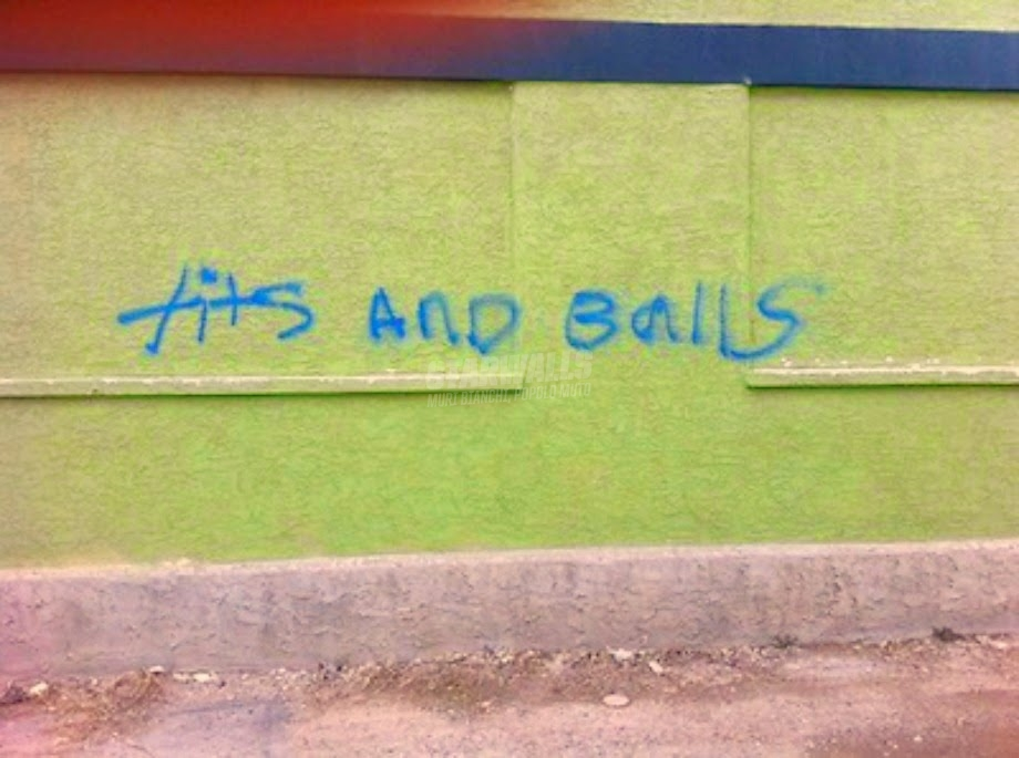 Scritte sui Muri Uomini e donne