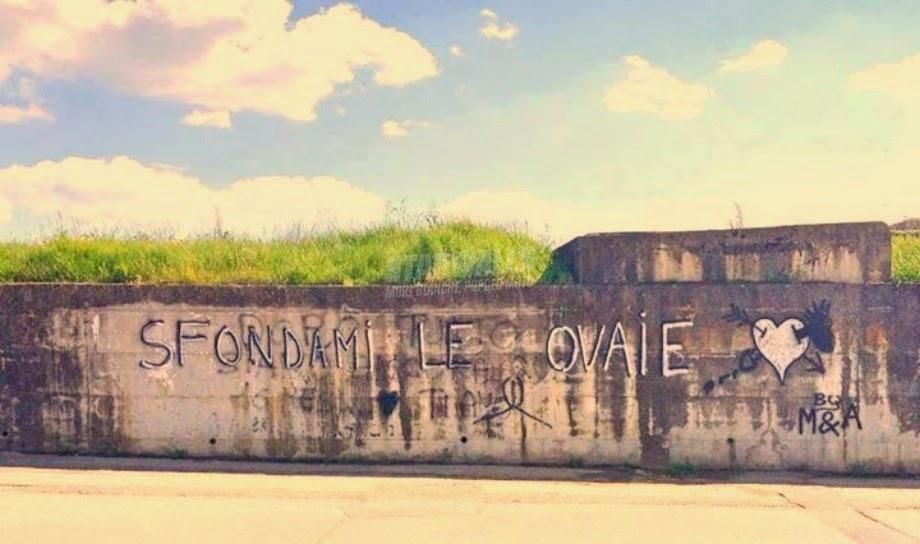Scritte sui Muri Proposta tra le righe