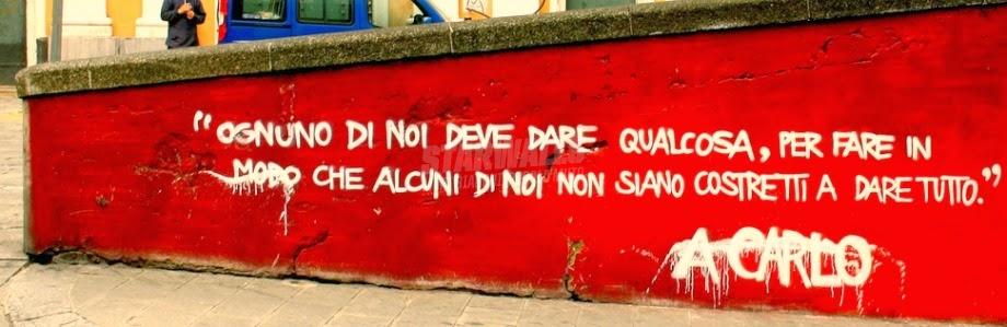 Scritte sui Muri A Carlo