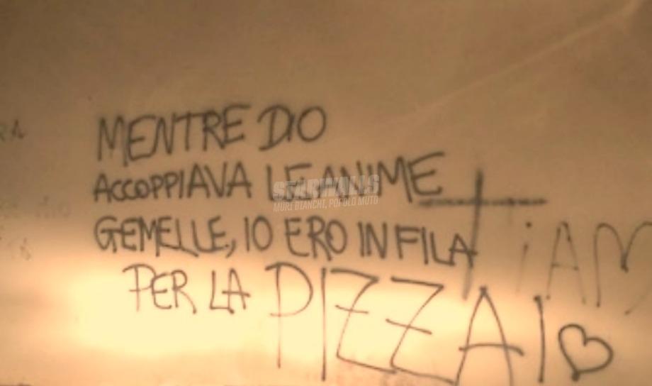 Scritte sui Muri Ancora single?