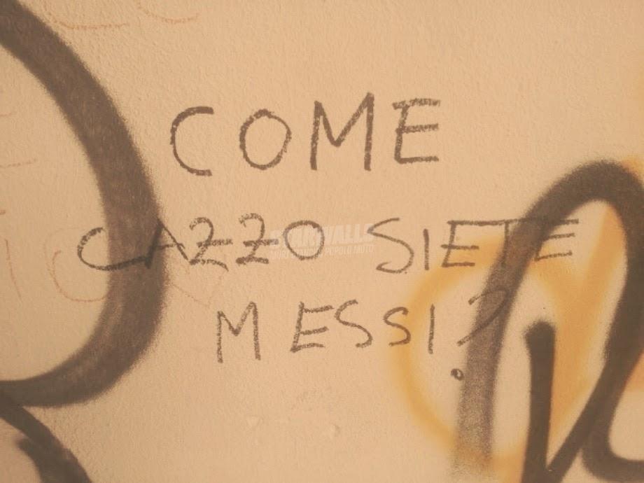 Scritte sui Muri Ce la fate?