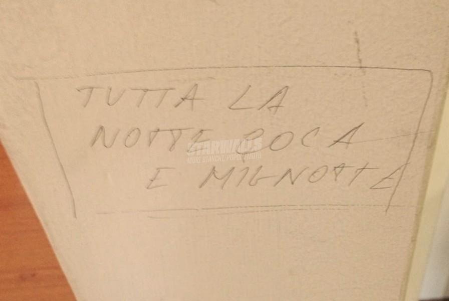 Scritte sui Muri Italian style cap. II