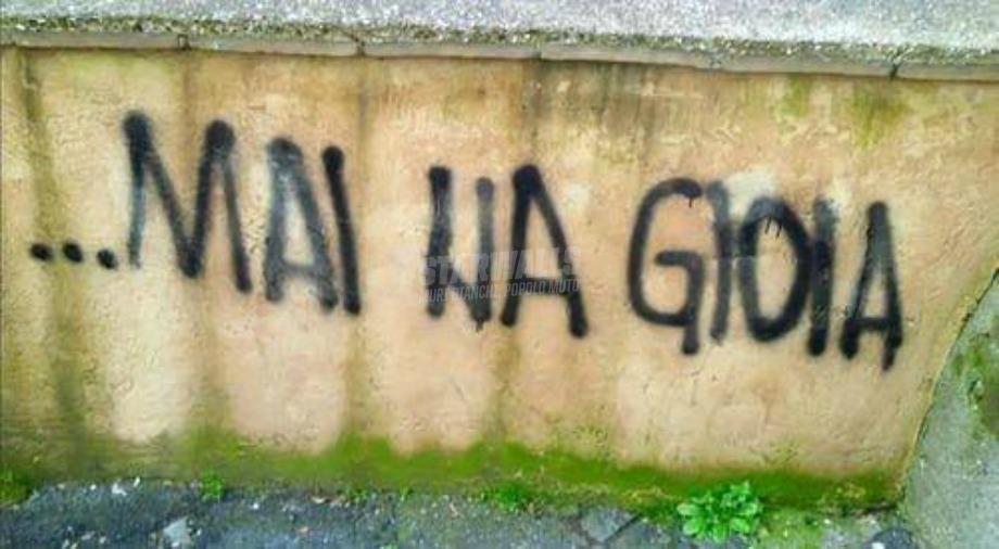 Scritte sui Muri Neanche stavolta