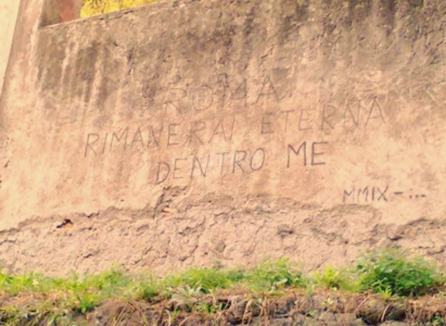 Scritte sui Muri Per sempre