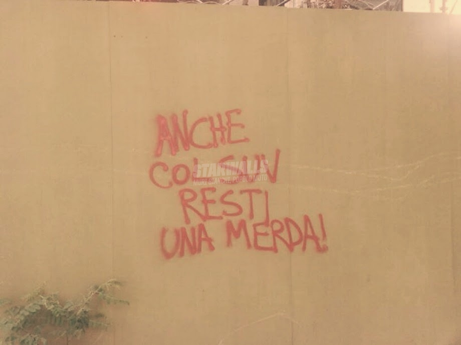 Scritte sui Muri Ricordatelo