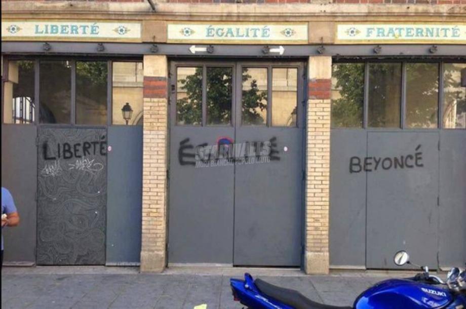 Scritte sui Muri Rivoluzione