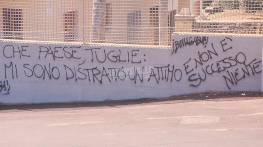 Scritte sui Muri Sbadato
