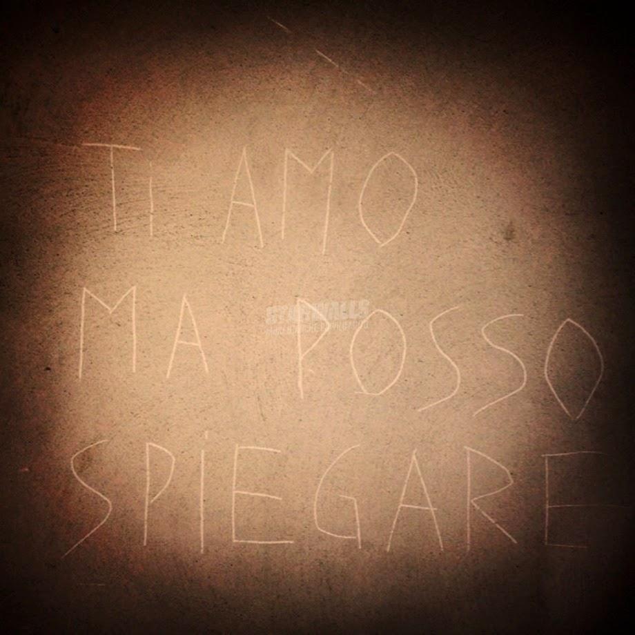 Scritte sui Muri Sentiamo ...