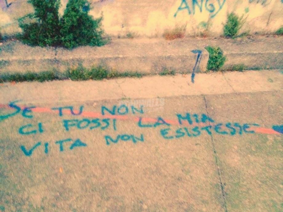 Scritte sui Muri Amori itagliani cap. IV