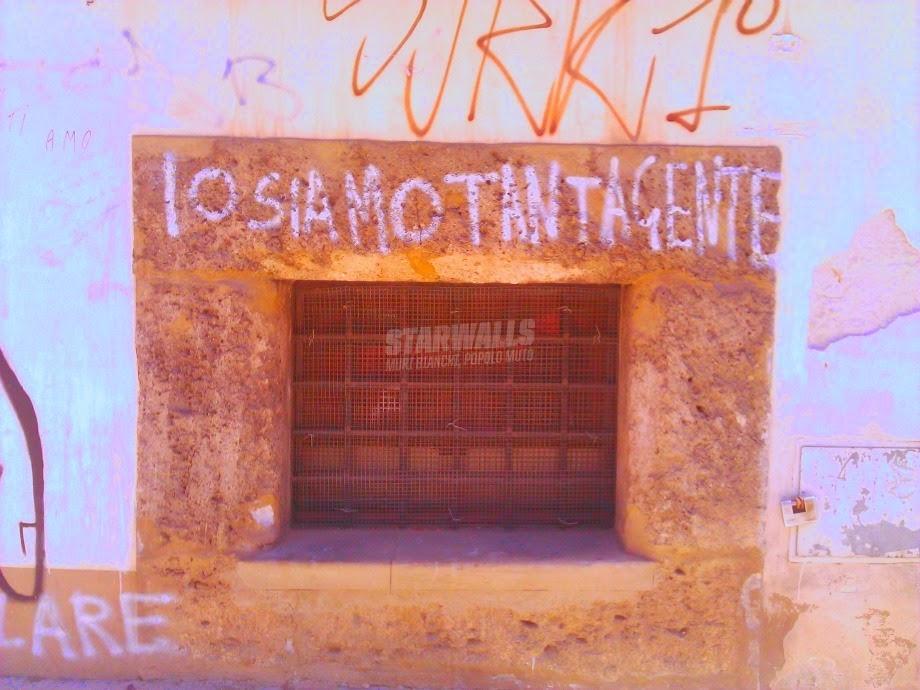 Scritte sui Muri Borderline