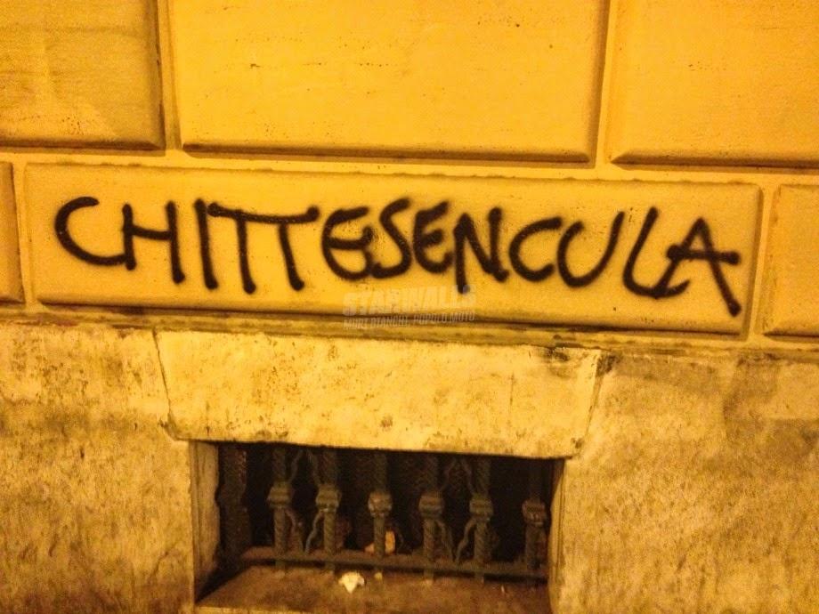 Scritte sui Muri Sostanzialmente