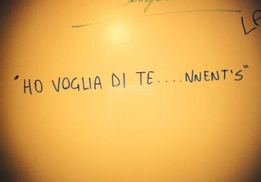 Scritte sui Muri Bramosia cap. III