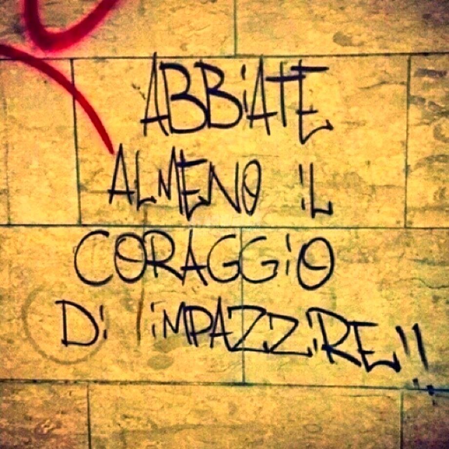 Scritte sui Muri Avanti