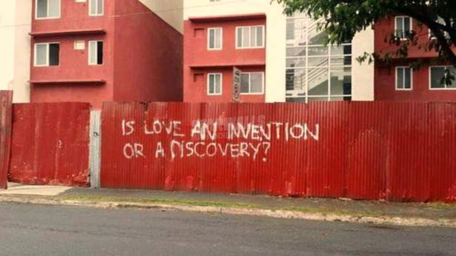 Scritte sui Muri Just a question